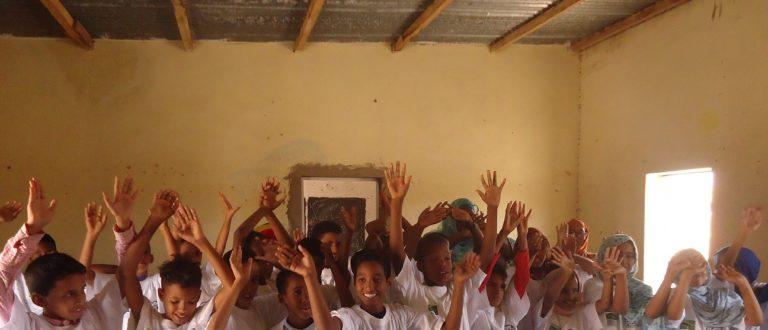Article : L'OMVS au cœur des écoles reculées du Brakna et du Trarza