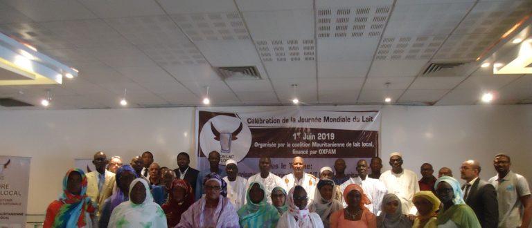 Article : Commémoration de la journée mondiale du lait, la société civile et Oxfam maintiennent le flambeau