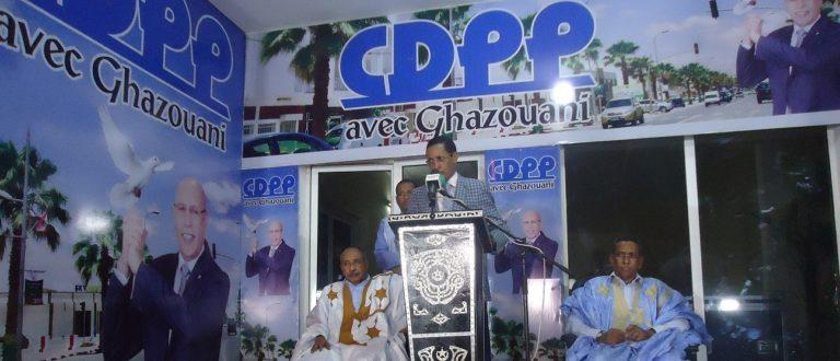 Article : «C'est Demain la Paix et la Prospérité (CDPP)», l'initiative de Khattri Ould Dié en soutien à Ghazouani