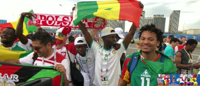 Article : Finale Sénégal-Algérie, ça se passe ici à Nouakchott