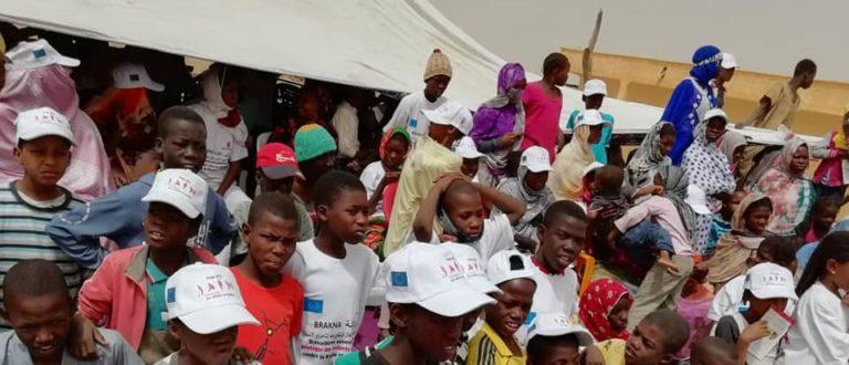 Article : Le projet AFIA de Save The Children lance deux activités pour les enfants en mobilité en Mauritanie