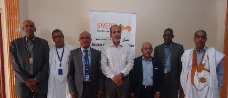 Article : Atelier sur l'Enquête SONU 2018 Mauritanie, deux experts de l'UNFPA font le tour des partenaires