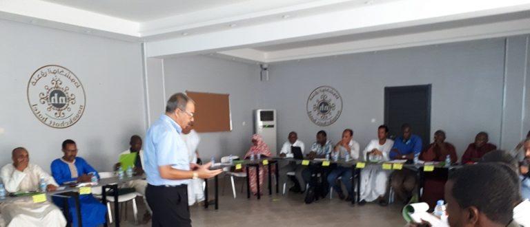 Article : Sécurité et Santé au travail, une culture et des pratiques à promouvoir dans la pêche en Mauritanie