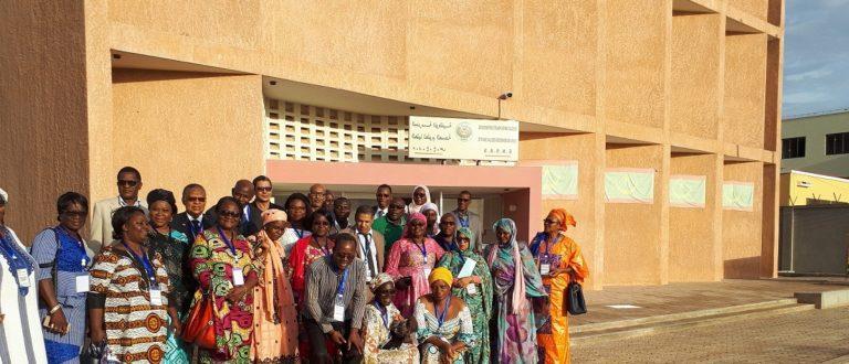 Article : Améliorer la qualité de la pratique sage-femme en Afrique de l'Ouest et du Centre, une mission confiée au Centre d'Excellence régionale sur le Mentorat de Nouakchott