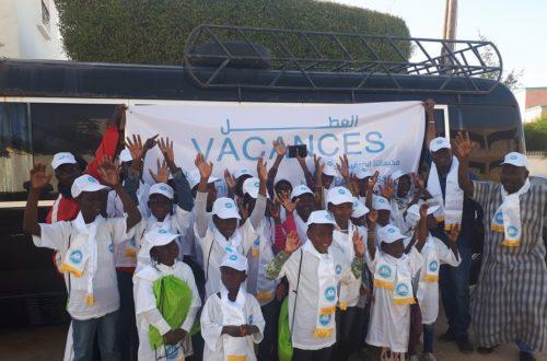 Article : Colonies de vacances Traversées Mauritanides, c'est parti pour l'édition 2019 !