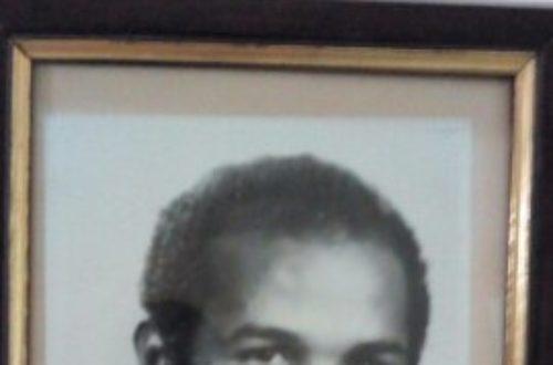 Article : Bref aperçu sur la vie du Pr. Cheikh Saad Bouh Kamara