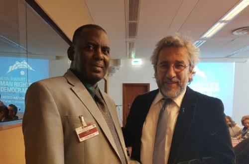 Article : Birame Dah Abeid, l'homme qui a marqué la décennie 2008-2019