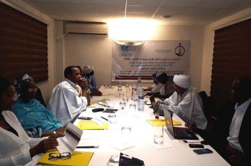 Article : Communicateurs et religieux formés pour mener des campagnes de changements de comportement  dans 4 Wilayas de la Mauritanie