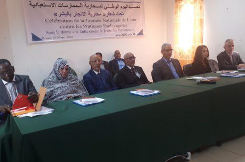 Article : Travailleurs agricoles, bergers, domestiques et talibés, acteurs de la Journée nationale contre l'esclavage du 6 mars 2020