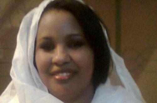 Article : Marième Mint Cheikh, militante de l'IRA, arrêtée à Nouakchott, la loi anti-discrimination de 2018 à nouveau sur la sellette