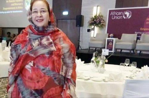Article : La présidente de La Mauritanie D'Abord exhorte les élus, les Walis et les hommes d'affaires à voler au secours des populations pauvres