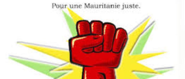 Article : Mauritanie : répression d'une manifestation anti-raciste – Note d'alerte