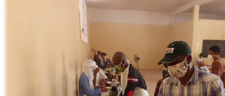 Article : Fenêtre d'opportunité sur le long terme pour le secteur informel de la couture dans la Moughataa de Bassikounou et au camp de MBERA : pendant et après LA COVID19