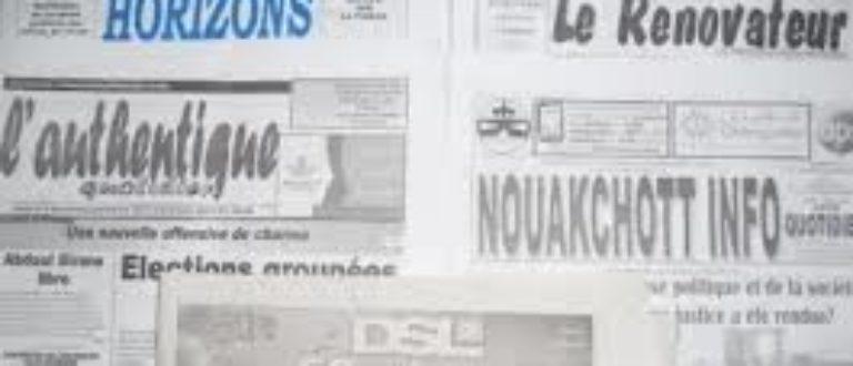 Article : Réforme et professionnalisation de la presse mauritanienne, un chantier en cours d'exécution