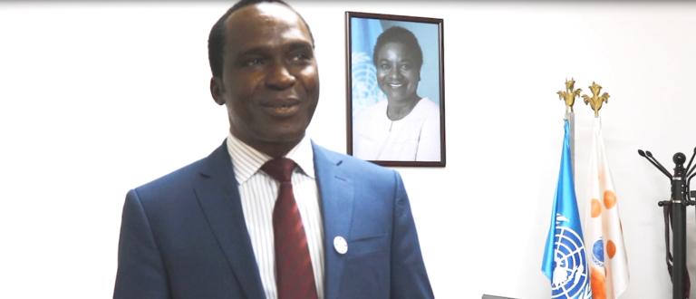Article : Le Représentant Résident de l'UNFPA interrogé par Horizon :  «L'UNFPA reste mobilisé dans la continuité de ses efforts d'appui et son soutien aux autorités dans le contexte de la COVID-19, l'accès aux services de santé sexuelle et reproductive et de lutte contre les violences basées sur le genre »