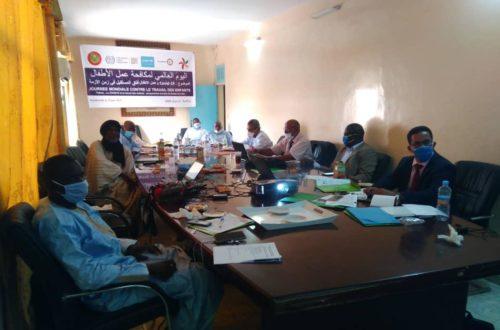Article : Journée mondiale contre le travail des enfants : A cause de Covid-19, des millions d'enfants de plus vont travailler, dont plusieurs centaines en Mauritaniearticle