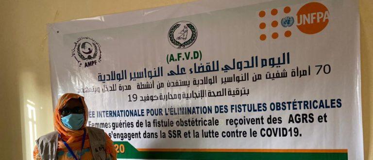 Article : Financement et Insertion sociale de 70 femmes guéries de la fistule obstétricale à Kiffa