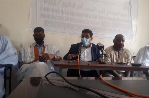 Article : L'esclave Oum El Khairy abdique devant ses maîtres contre des miettes