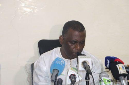 Article : Birame Dah Abeid s'entretient avec le président Ghazwani