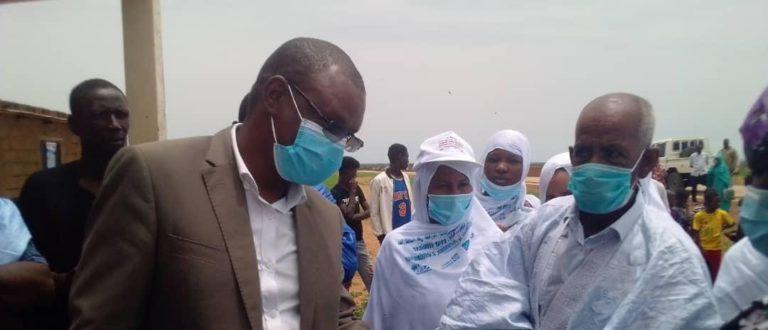 Article : Lancement au Guidimagha d'une vaste campagne de distribution de moustiquaires imprégnées