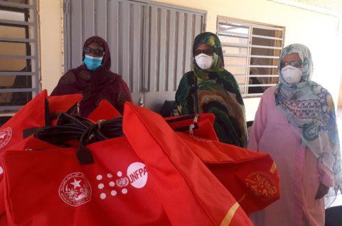 Article : Des kits d'accouchements gratuits pour femmes enceintes vulnérables à Nouakchott
