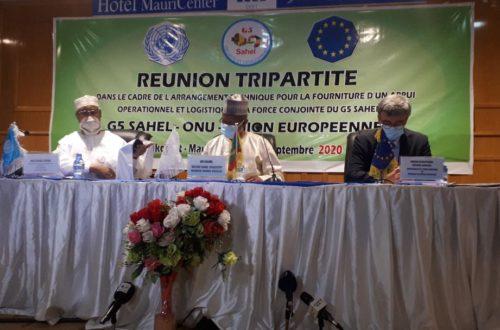 Article : Le G5 Sahel, l'Union européenne et la MINUSMA réunis à Nouakchott