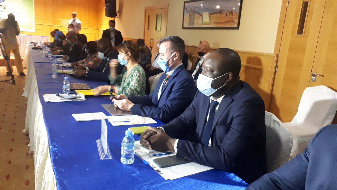 Le G5 Sahel, l'Union européenne et la MINUSMA réunis à Nouakchott.