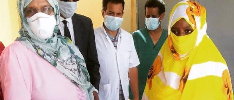 Article : Distribution de kits d'accouchements : 5 000 femmes et 25 structures de santé visées par l'opération «Halte aux décès maternels»