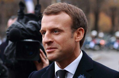 Article : Macron et son plan contre le séparatisme en France soulèvent l'indignation en Mauritanie