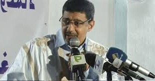 Sidi Mohamed Ould Maham.