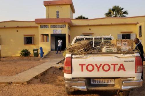 Article : Centre de santé de Ghabou, une nouvelle unité d'échographie pour briser l'isolement
