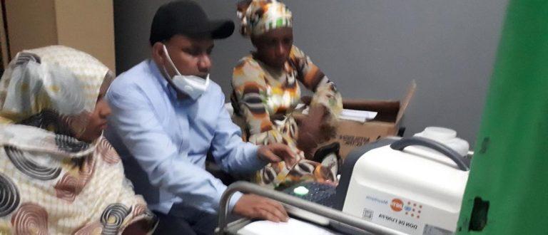 Article : Centre de santé de Ould Yenge, forte affluence autour de la planification familiale