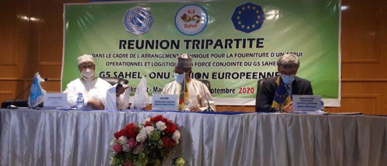 Article : Coopération G5 Sahel-UE, l'Europe a déjà injecté 238 millions d'euros pour la sécurité au Sahel