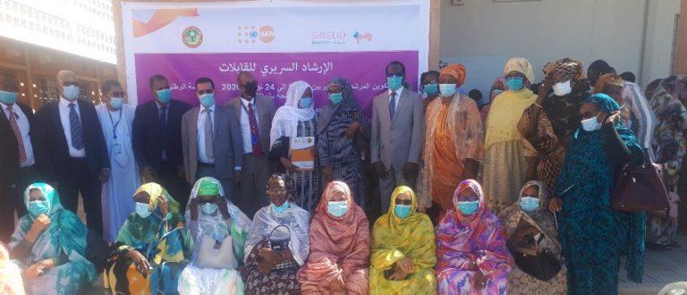 Article : Mentorat clinique des sages-femmes : démarrage de la première formation à Nouakchott