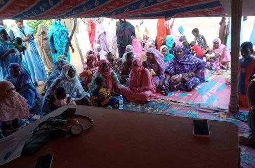Article : Campagne nationale pour la planification familiale en Assaba, au sud de la Mauritanie : Barkéol, dernier bastion de résistance