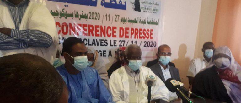 Article : Lutte contre l'esclavage en Mauritanie, «entre parodie de justice et politique extérieure»