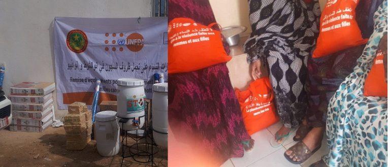 Article : Covid-19 : la Fondation Noura protège les femmes détenues de Nouadhibou