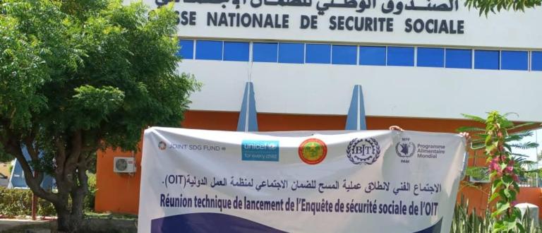 Article : Lancement de la première enquête sur la protection sociale en Mauritanie