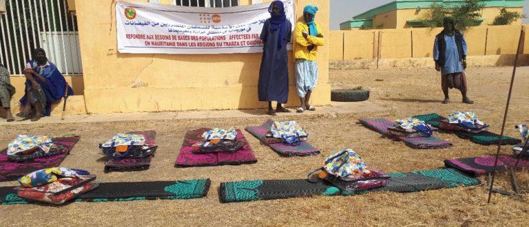 Article : A Tachott, la population satisfaite du don de l'UNFPA