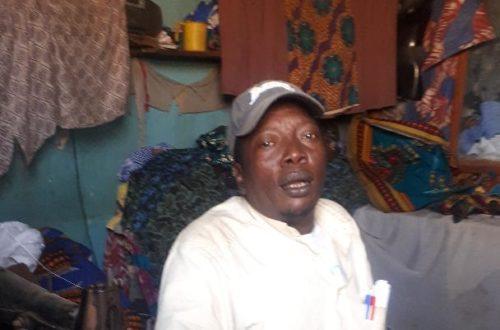 Article : Portrait : Yacoub Ould Ethmane, handicapé, tailleur et véritable «Chef»