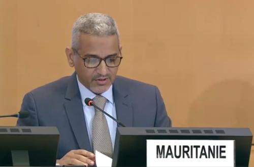 Article : Examen Périodique Universel (EPU), la Mauritanie passe un 3ème test devant le Comité des droits de l'Homme des Nations des  Unies