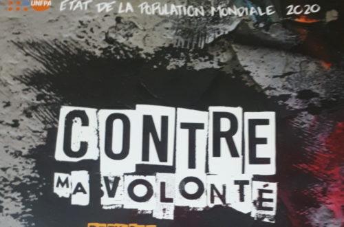 Article : Etat de la population mondiale 2020, les violences contre les femmes ont augmenté sous Covid-19