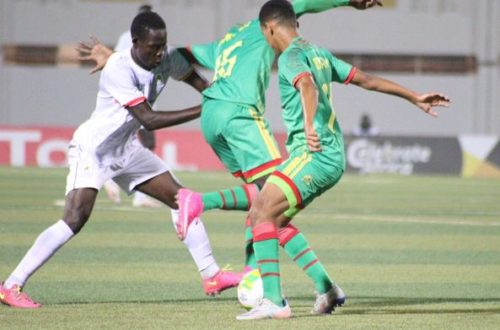 Article : CAN 2022 : la Mauritanie arrache sa qualification à Bangui