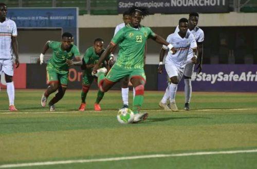 Article : CAN U 20 : la Mauritanie éliminée de la compétition par l'Ouganda… la Tunisie et le Ghana