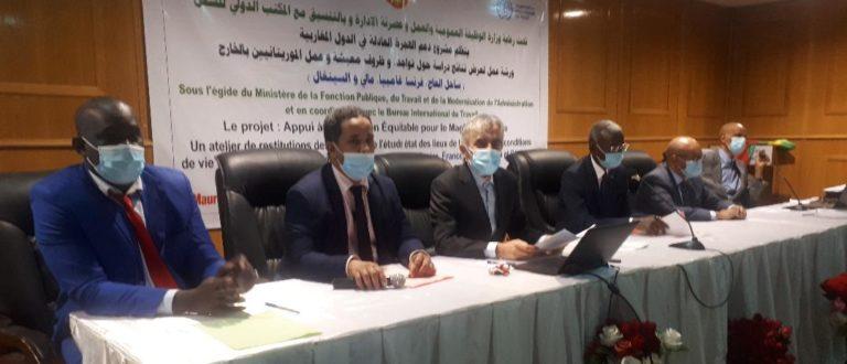 Article : Les Mauritaniens à l'étranger, étude exploratoire sur leur présence, leurs conditions de vie et de travail