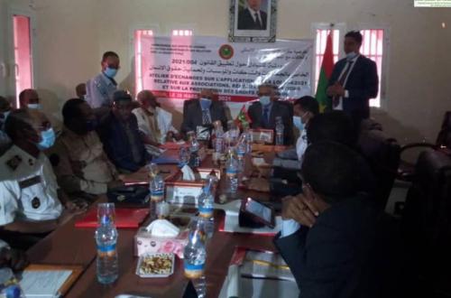Article : Tournée du Commissaire aux droits de l'homme dans les régions de l'Est, faire connaître la nouvelle loi sur les associations