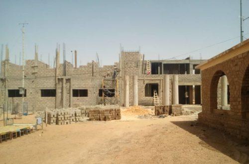 Article : La station météo d'Aïoun, un vestige menacé de démolition