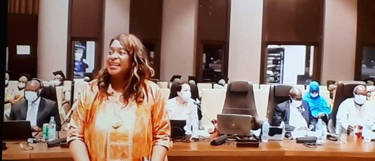 Article : Fistule en Afrique de l'Ouest et du Centre, Mme Marième Fadel Dah parmi les Premières Dames lancées au front