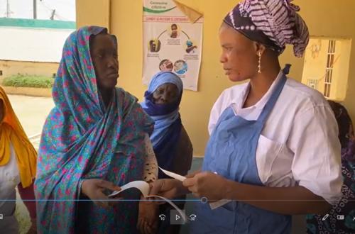 Article : Forfait obstétrical en Mauritanie : une affluence massive au centre de santé de Sélibaby