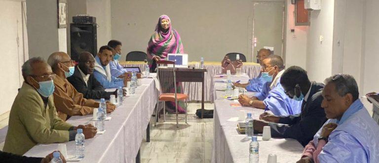 Article : Des avocats et des journalistes sensibilisés à l'esclavage moderne
